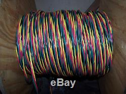 100 ft 10/3 wG Submersible Well Pump Wire Cable Solid Copper Wire