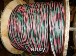 100 ft 12/2 wG Submersible Well Pump Wire Cable