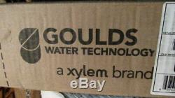 10CS10422C Goulds 10GPM 1 HP Submersible Water Well Pump 230V 2 Wire Free Ship