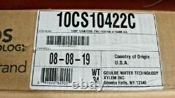 10CS10422C Goulds 10 GPM 1 HP Submersible Water Well Pump 230 V 2 Wire Free Ship