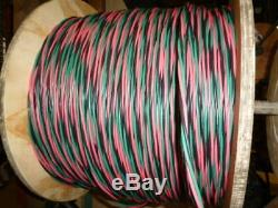 125 ft 10/2 wG Submersible Well Pump Wire Cable Solid Copper Wire
