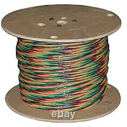 150 ft Submersible Well Pump Wire 12/3 Solid CU WithG Cable THHN THWN Insulated