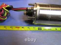 1 Franklin Electric 2243009203G, 4 Submersible Water Well Motor 1.5HP, 230V