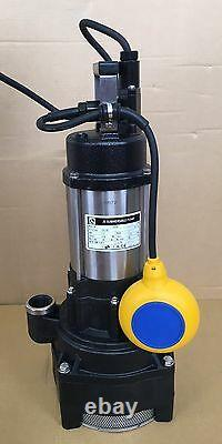 1 high head submersible water pump for Irrigation, wells and water harvesting