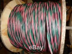 225 ft 10/2 wG Submersible Well Pump Wire Cable Solid Copper Wire
