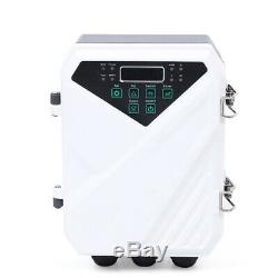 3 48V 600W DC Deep Well Solar Water Pump Submersible MPPT Controller 3,000L/H