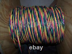 50 ft 10/3 wG Submersible Well Pump Wire Cable Solid Copper Wire