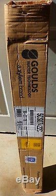 5CS07422C Goulds 5GPM 3/4HP Submersible Water Well Pump with 230V 2 Wire Motor New