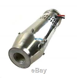 DC 24V Brushless Solar Water Pump 5m3/h 10m Head Submersible Deep Well Pump