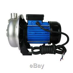 DC 750W Solar Centrifugal PumpJet Pump + Controller for Shallow Well or River