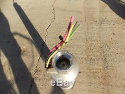 Dayton 1lzy1 Submersible Well Pump 115v 1/2, 3 Wire, 7 Gpm