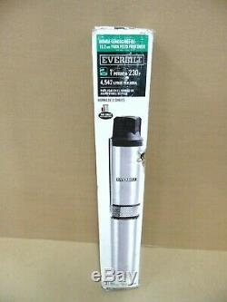 Everbilt 1 HP Submersible 3-Wire Pump 230V