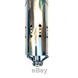 Farm & Ranch Solar Powered Submersible DC Water Well Pump 12V 2m³/H 20m Life US