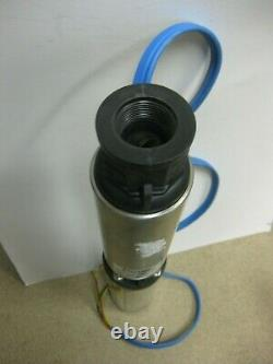 Flotec FP3222-09 3-Wire Submersible 4 Deep Well Pump 3/4 HP