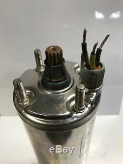 Franklin Elec. Motor 2445081217 for submersible pump 230 V, 2 wire, 1 HP