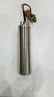 Franklin Electric 224 3009 203S 4 Submersible Well Pump Motor 1.5 Hp 1Ph 230VAC