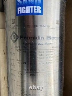 Franklin Electric 2366118120 Sand Fighter 6 Submersible Motor Water Well 7.5 HP