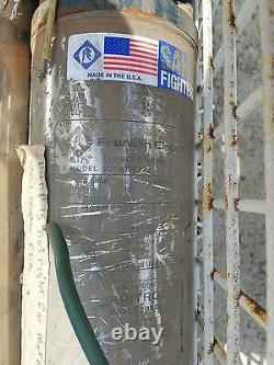 Franklin Electric Submersible Well Pump Motor 10 hp 230v 3450 rpm