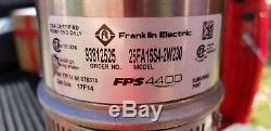 Franklin Electric Tri-Seal Legend Submersible Well Pump/Motor 25FA15S4-2W230