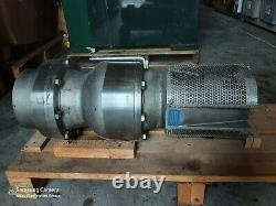 GOULDS XYLEM TURBINE PUMP 11CSLC Submersible Well Water 316SS 1760 GPM 60hp NEW