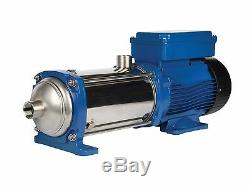 Goulds 3HM06N11T6PBQE 1.5HP Multi Stage Booster Pump 3 PH 208-230/460V