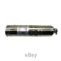 HSH-Flo 3 Inch 264W 65FT/20m 3000LPH 12VDC Stainless Submersible Deep Well Pump