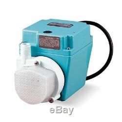 Little Giant 3E-12N 8.3 GPM 1/15 HP Dual-Purpose Submersible Fountain Pump