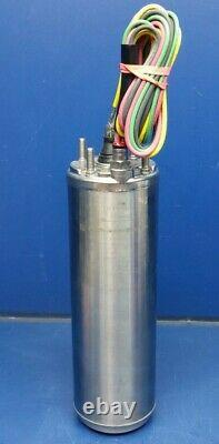 NEW Franklin Electric 2145089003 4-Wire Well Submersible Pump Motor 1HP 230V 1Ph