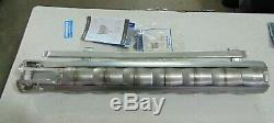 NEW Grundfos 6 Stainless Steel Submersible Well Pump 230 GPM 251 Head 3 NPT