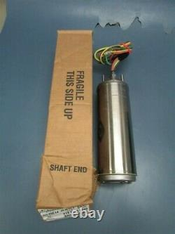 New Franklin Electric 4 Submersible Motor / Pump 2145079004S 3/4 HP 230v 1 PH