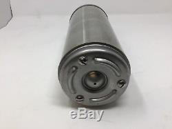 New Franklin Electric 4 Submersible Pump Motor 2445059004s 2 Wire Free Shipping
