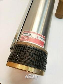 New Jacuzzi bs418-24 Submersible Well Pump New Old Stock Free Shipping