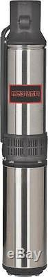 New Red Lion Rl12g10-2w2v 1 HP 12gpm Submersible Well Pump 220 Warranty 0033670