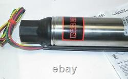 Red Lion RL12G07-3W2V 12 GPM 3/4 HP Deep Well Submersible Pump (3-Wire 230V)