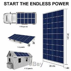Solar Powered Pump Kit 2100W Solar Panel With Water Pump for Garden Pond Pool