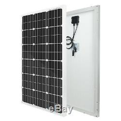 Solar Water Pump With MPPT Controller + Solar Panel for Swimming Pool / Irrigation