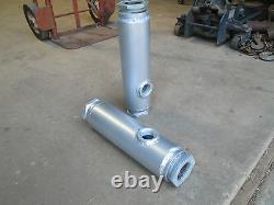 Submersible Pump Bypass, NEW for 4 & 6 well casing, for use with manual wells
