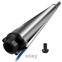 VEVOR Submersible Well Pump Deep Well Pump 3HP, 42GPM Max. 630ft stainless steel